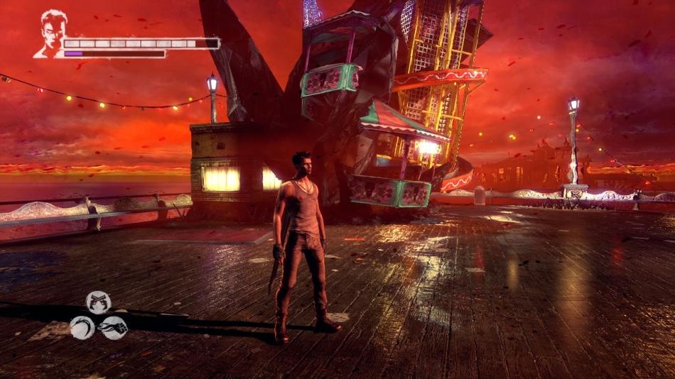 《鬼泣5》PC版截圖