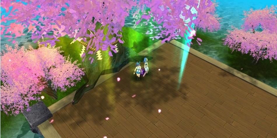 『妖精的尾巴』遊戲截圖