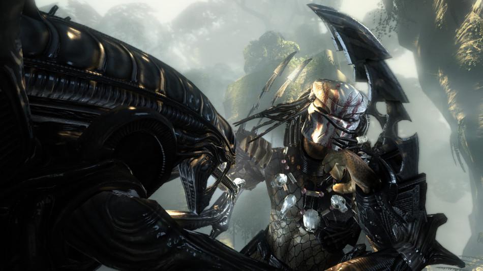 『异形大战铁血战士』高清游戏截图 Z攻略