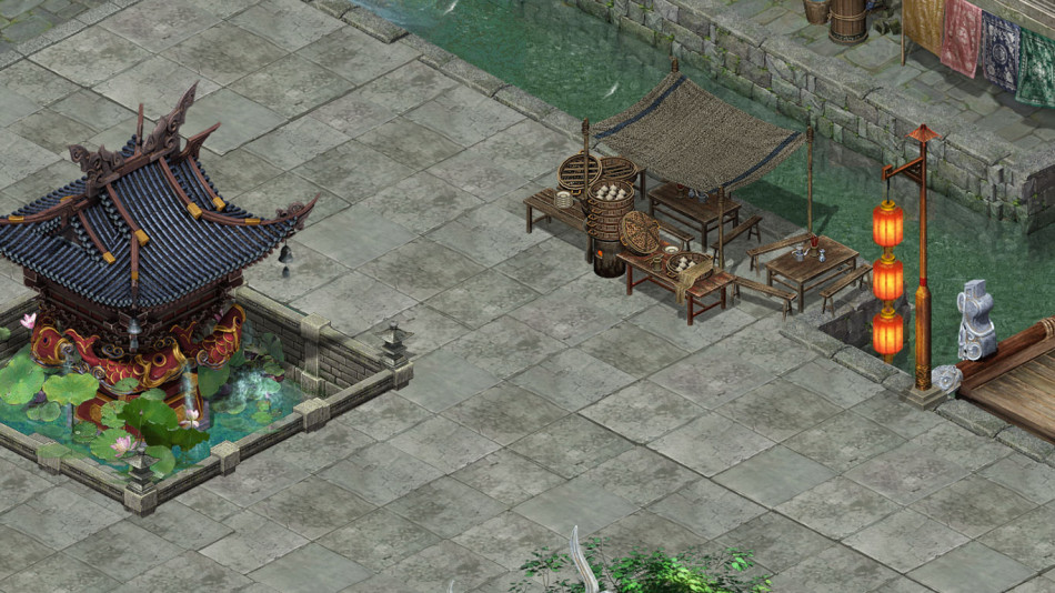 『剑侠世界2』游戏截图_Z攻略-专注于游戏攻略