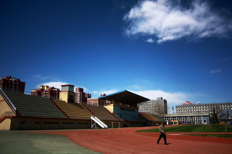 北师大风景图片