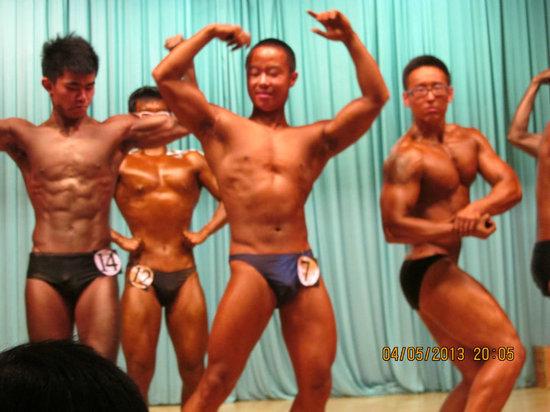 """近日,在清华大学(招生办)举办的""""马约翰杯""""健美操与健美比赛图片"""