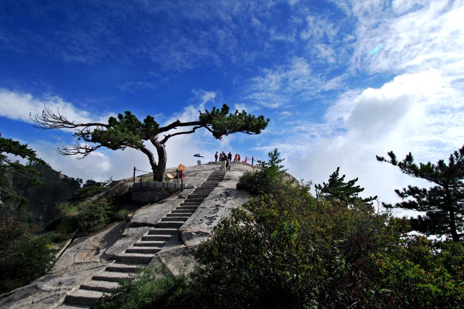 华山 无限美景在险峰