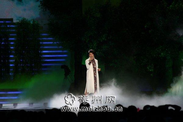 梅州月 中华情 央视秋晚精彩瞬间