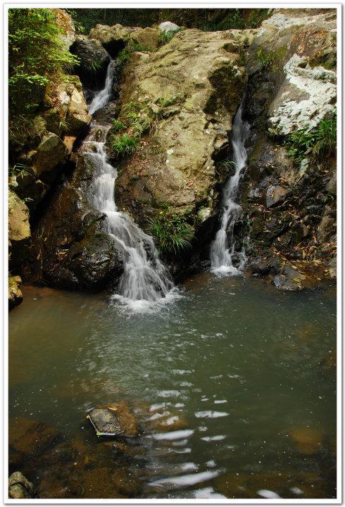 长泰寻梦谷 寻找瀑布的聚集地