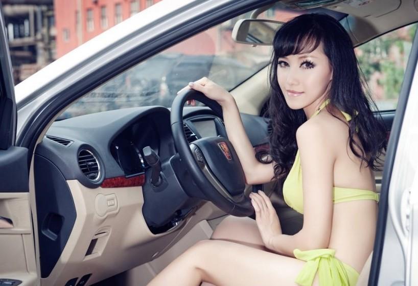 荣威350美模PK大众迈腾辣妹高清图片