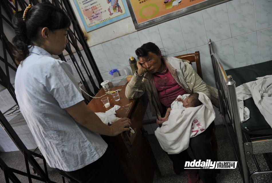 广州流浪女巷中分娩 医院救子奔走6公里 新闻