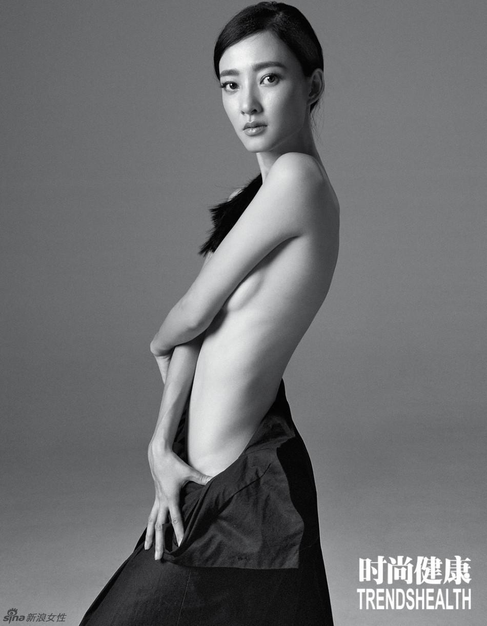时尚健康2013年的粉红丝带大片 女星全裸为公益