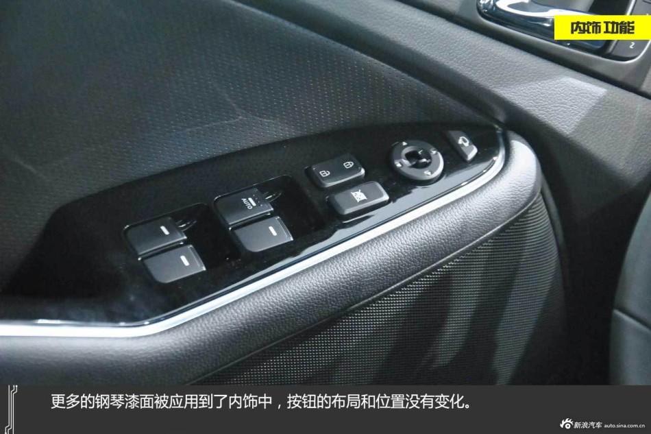 新浪汽车试车图解起亚新K5高清图片