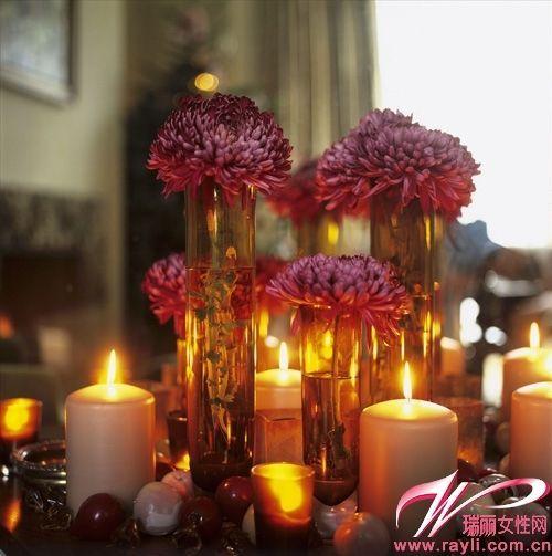 春节必备鲜花装点 装饰开运有年味