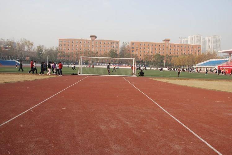 郑州升达经贸管理学院校园图集