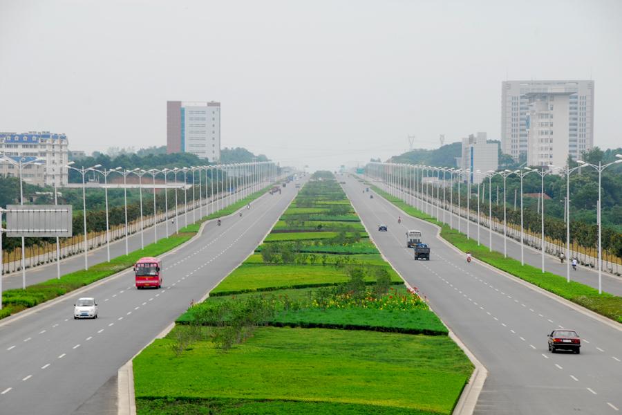 宁晋县宁北新区规划图