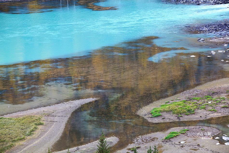 新疆喀纳斯,美如仙境如诗如画的地方,尽管之前看过她无数的图片,