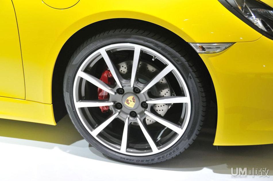 全面提升 保时捷新款cayman跑车图集高清图片