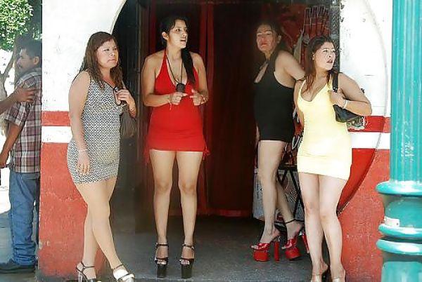 实拍色情行业的泛滥墨西哥