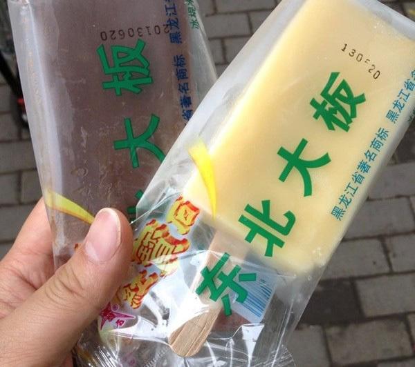 怀旧东北大板走红 盘点上海人回忆里的冰爽美味