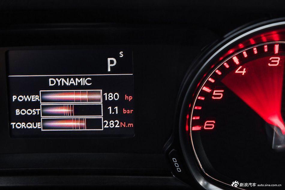 全新标致308 GT官方图赏高清图片