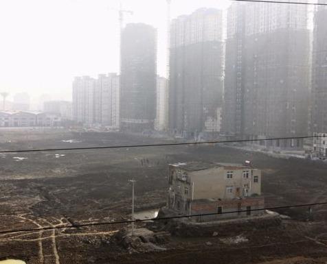 最牛的钉子户_对话北京最牛钉子户不拆迁背后的玄机