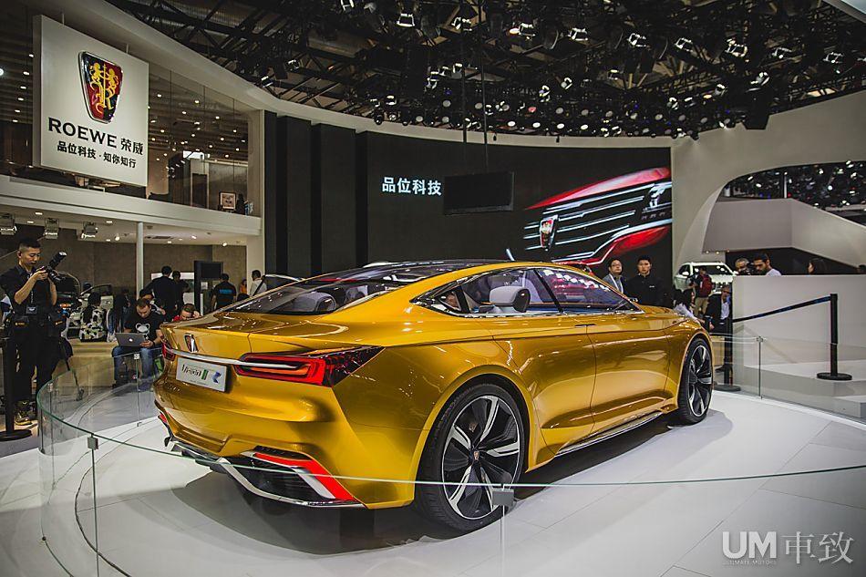 2016北京车展首日光影记录高清图片