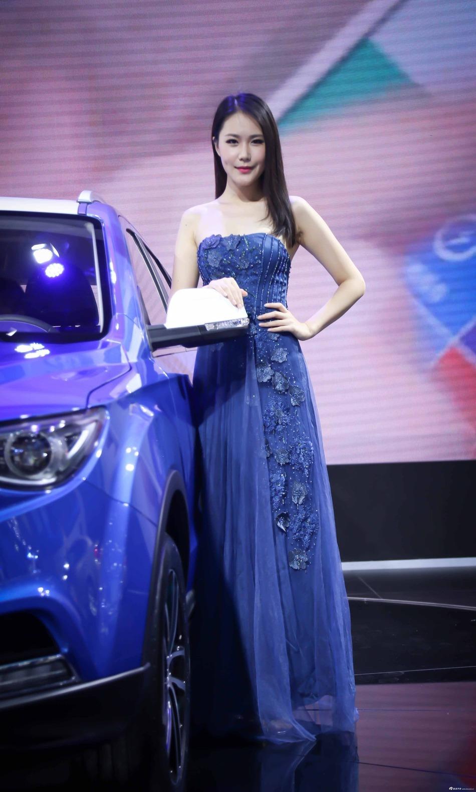 2017年重庆国际车展6月8日正式开幕,与此同时众多具有国际范儿的