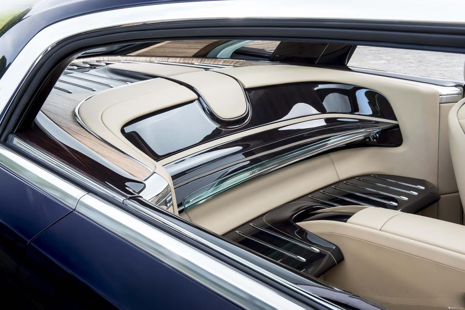 劳斯莱斯发布慧影车型 仅生产一台价值近亿