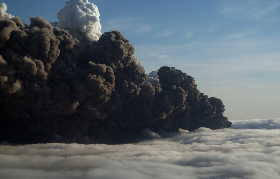 """一场火山爆发所引发的""""蝴蝶效应事件"""""""