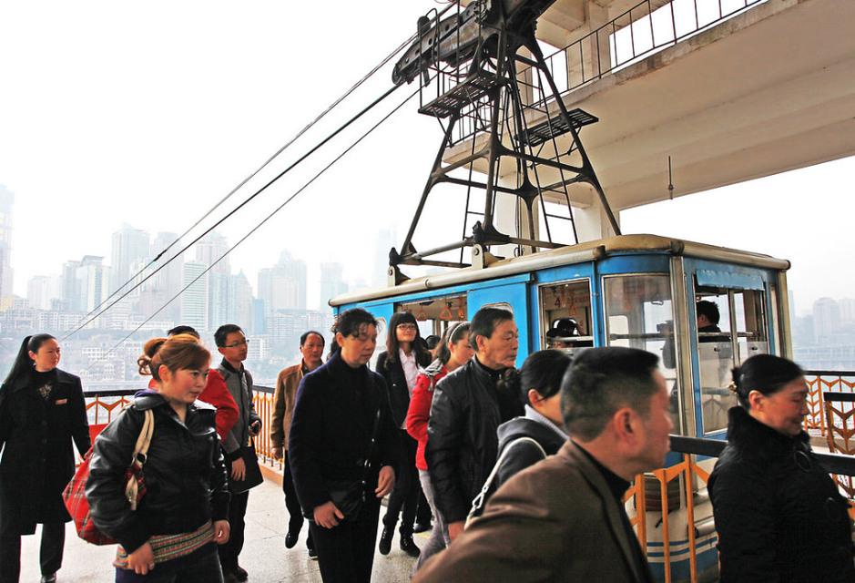 重庆城市标志跨江索道将拆除