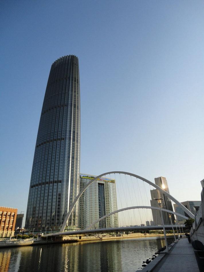 全球十大摩天大楼出炉 中国入选2座