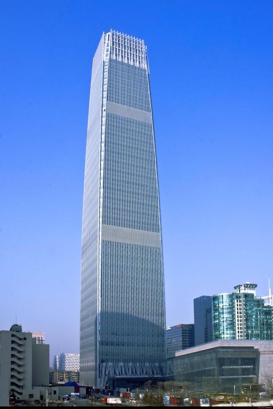 中国当代十大建筑图片