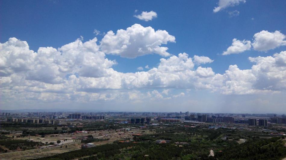 美丽的草原之城——呼和浩特-美丽草原