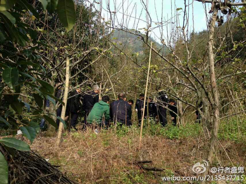 浙江女孩失踪案被害现场曝光 新闻频道