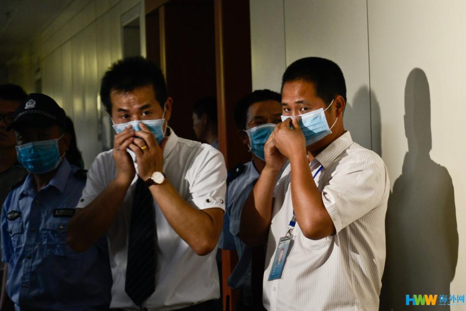 探访广东惠州中心人民医院救治MERS病例