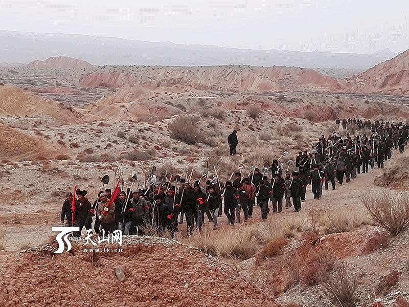 新疆打掉一境外极端组织指挥的暴恐团伙