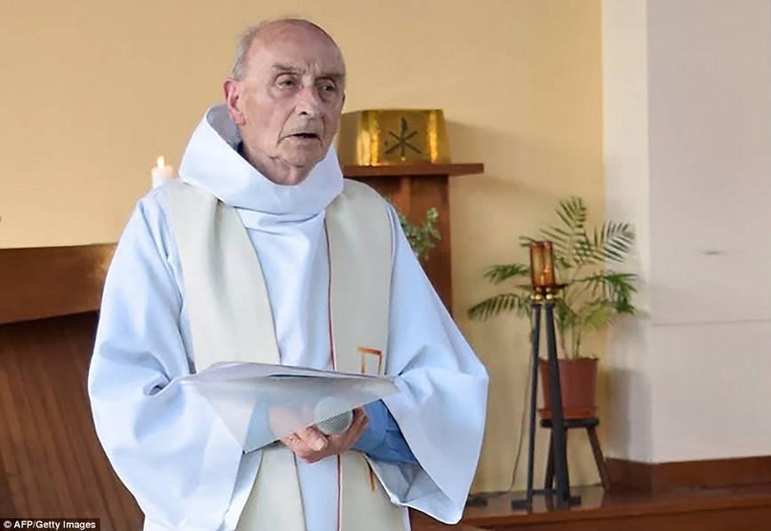 杰森斯坦森神父