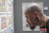 第十届伦敦国际纹身大会 纹身达人云集
