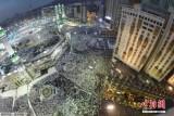百万穆斯林赴麦加朝觐