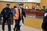 大学校长周文斌微笑受审 被曝有6个情妇