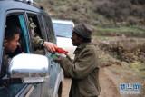西藏抗震救灾:吉隆县萨勒乡灾区见闻
