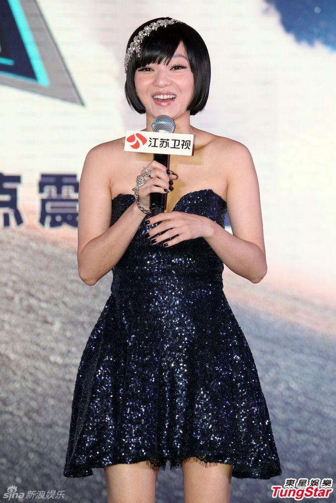 讯 江苏卫视《全能星战》举行开播仪式,陶喆、孙楠、胡彦斌、龚琳