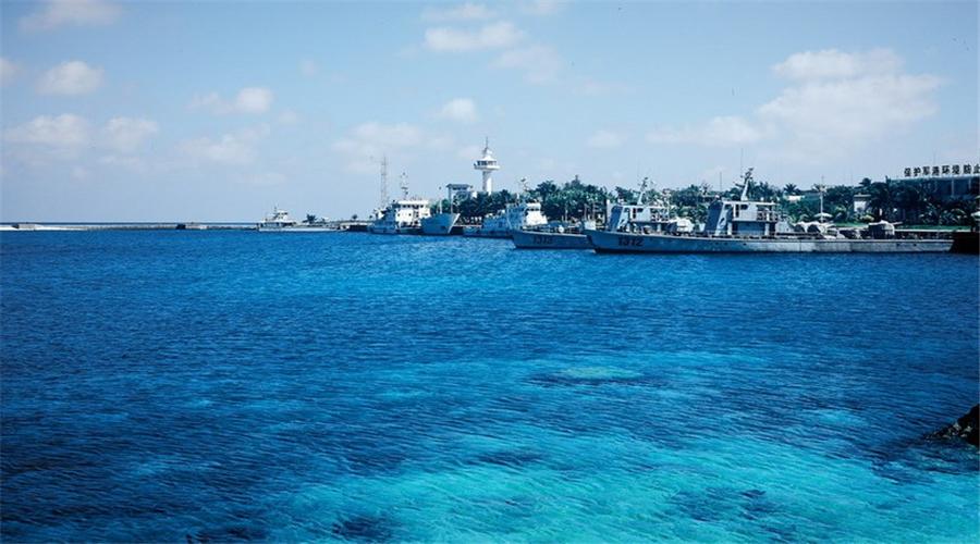 浪漫西沙群岛 沉醉碧海蓝天