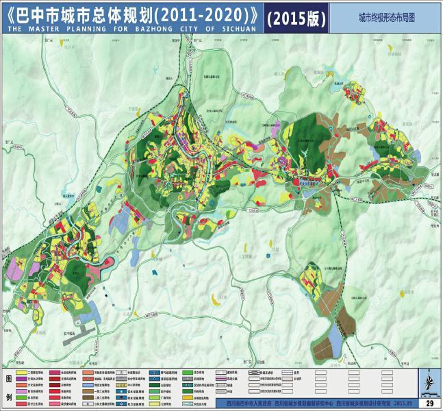 巴中市城市人口数_巴中市地图