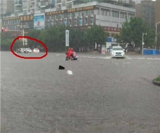 时我市通川区、达川区、宣汉县强降雨将持续,部分地方小时雨强可