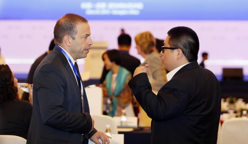 贝尔奖获得者、中国两院院士及世界知名科学家、国际创新机构、全