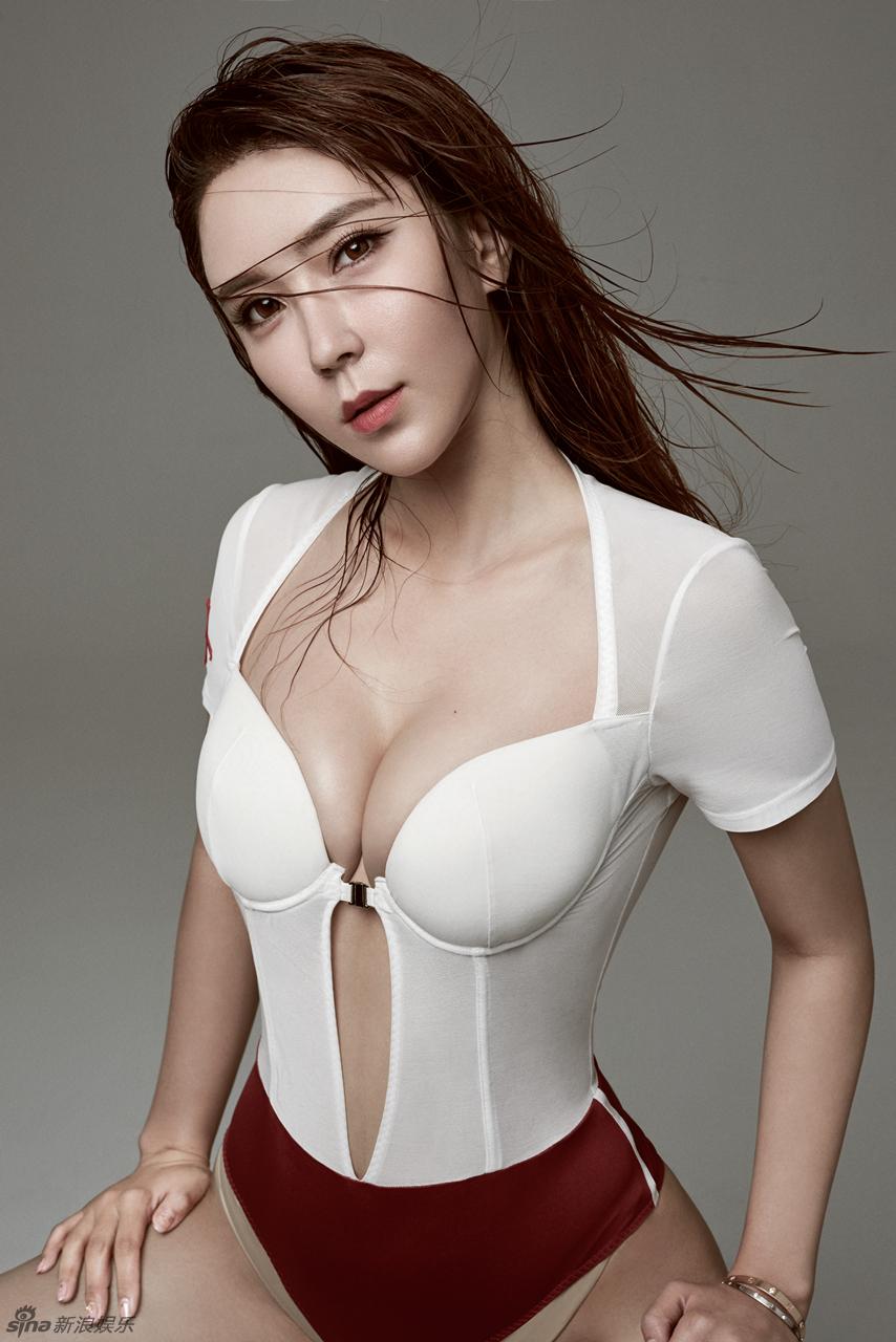 初一女生性感吊带内衣