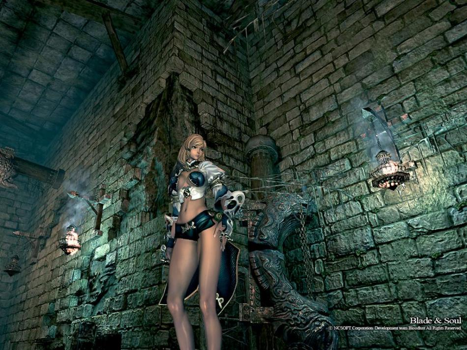 《剑灵OL》游戏截图