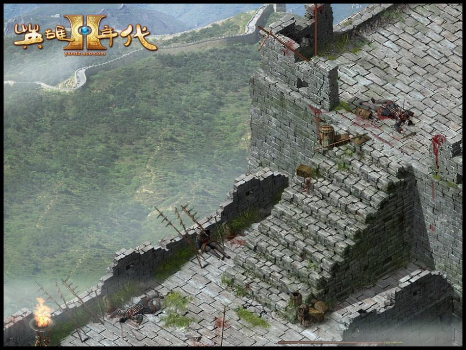 《英雄年代2》是一款以中国春秋战国为背景的大型多人在线MMORPG图片