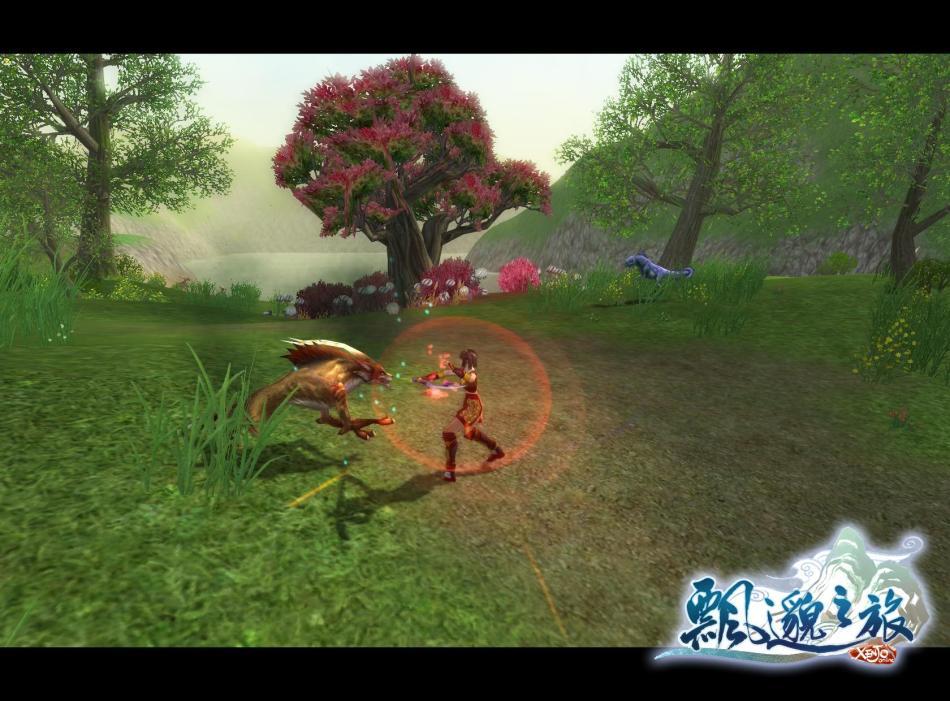 《飘邈之旅》游戏截图