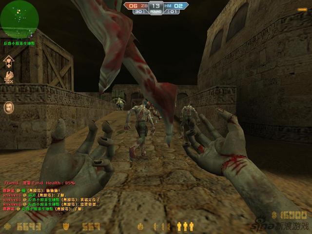 《反恐精英OL》游戏评测截图 CGWR分数:8.00分