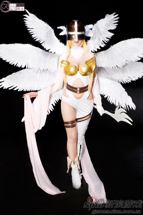 数码宝贝之天女兽-天使名册_数码宝贝天女兽同人