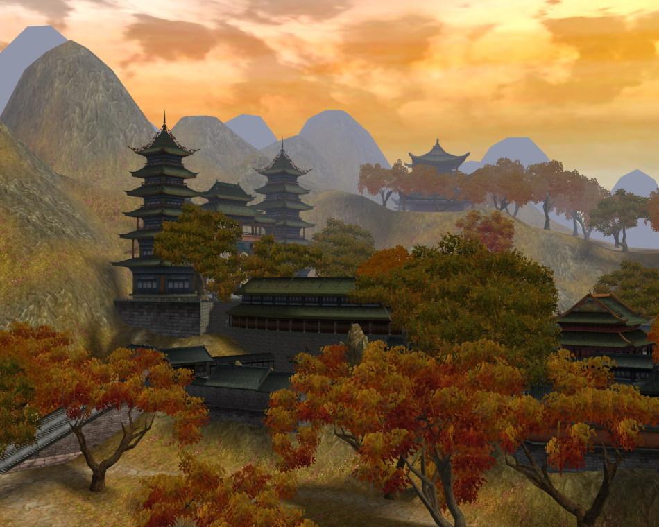 仙剑神曲OL 游戏截图